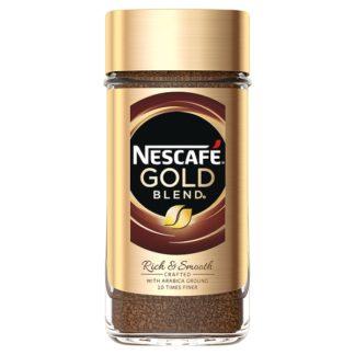 Кофе. Nescafe gold.